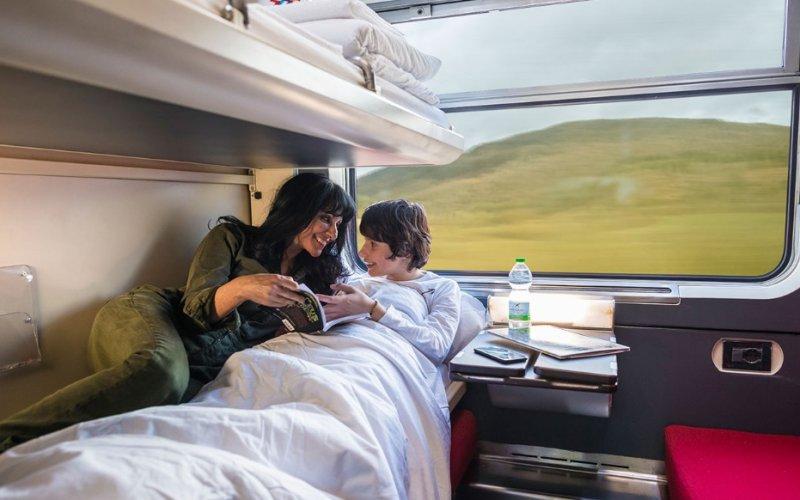 Train Reservations Cross-border Europe | All Reservations & Passes | Couchette Thello