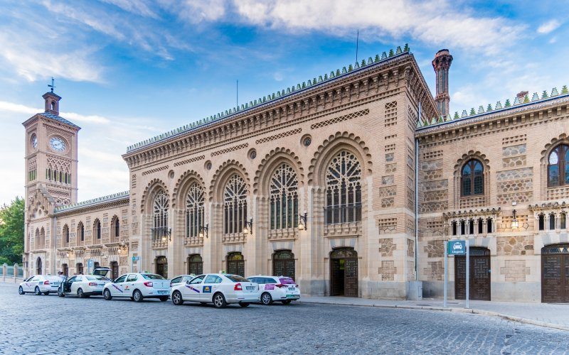 Trains to & from Toledo | RENFE Train Station in Toledo