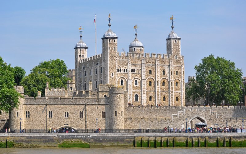 Cheap Train Tickets London - Tower of London