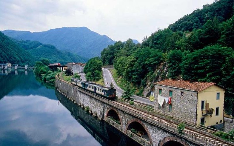 Unlimited travel with the Interrail Pass - All train tickets and rail passes