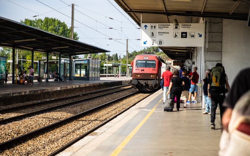 Trains to Coimbra | Trains from Coimbra