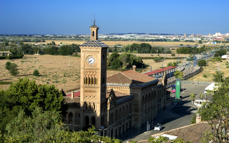 Trains to Toledo | Trains from Toledo