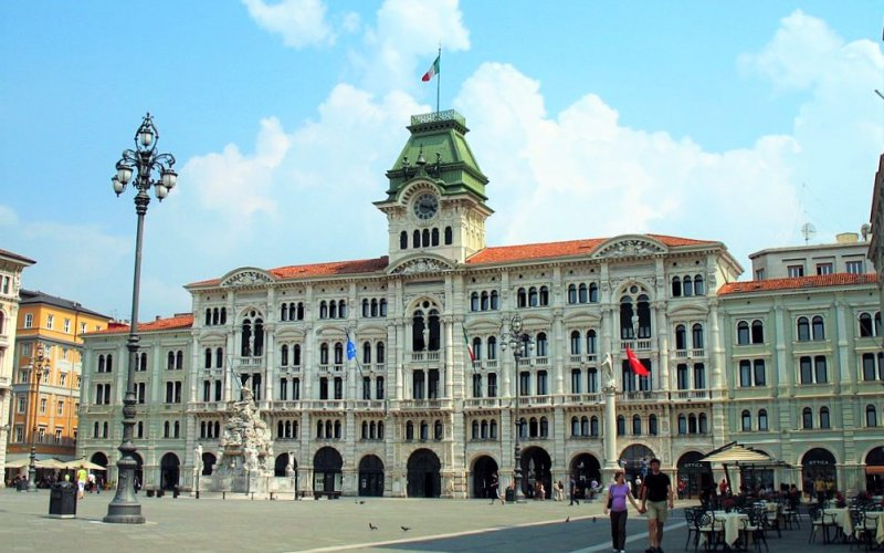 Visit Trieste by train - All train tickets and rail passes