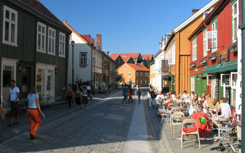 Travel around Trondheim by train - All train tickets and rail passes