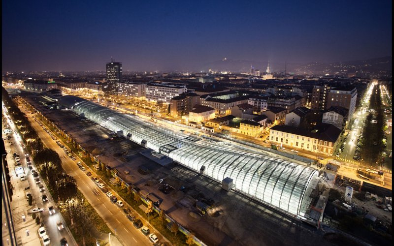 Trains to & from Turin | Turin Porta Susa station