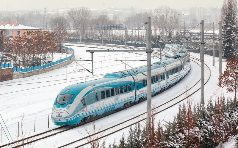 Train Reservations in Turkey | All Reservations & Passes | High-speed rail in Turkey