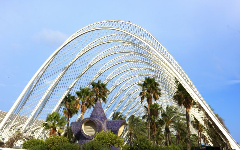 Book Your Eurail/Interrail Adventure at HappyRail | Trip Itineraries for Eurail | Valencia Architecture