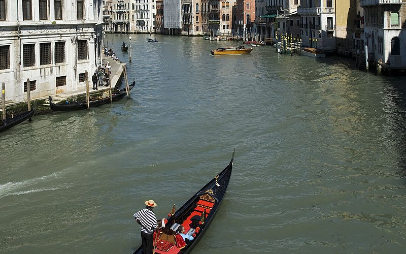 Trains to & from Venice | Canals of Venice