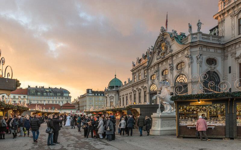 Book Your Eurail/Interrail Adventure at HappyRail | Trip Itineraries for Eurail | Vienna Oper