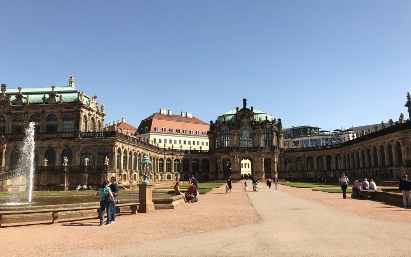 Trains to Dresden | Trains from Dresden
