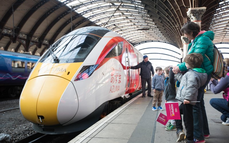 Trains London to York - Virgin Trains - Cheap Train Tickets UK