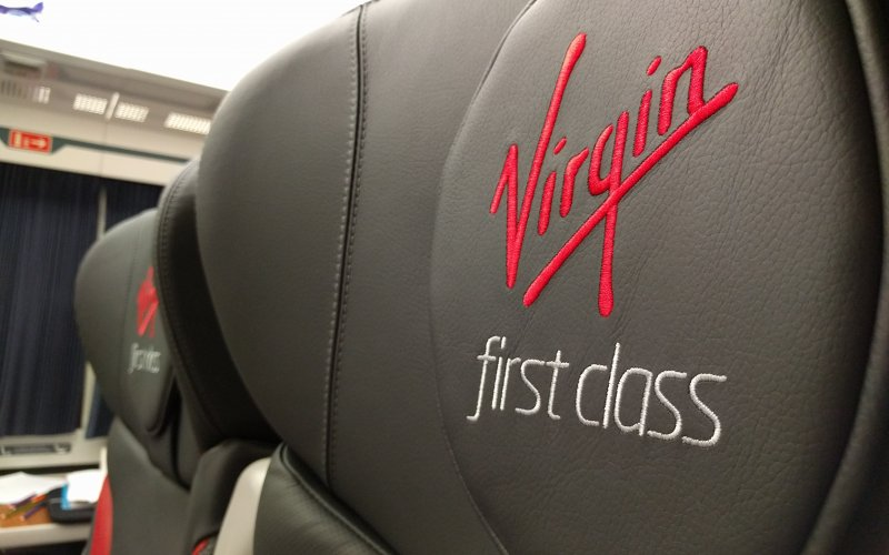 Trains London to Manchester - Virgin Trains - Cheap Train Tickets UK - 1st class