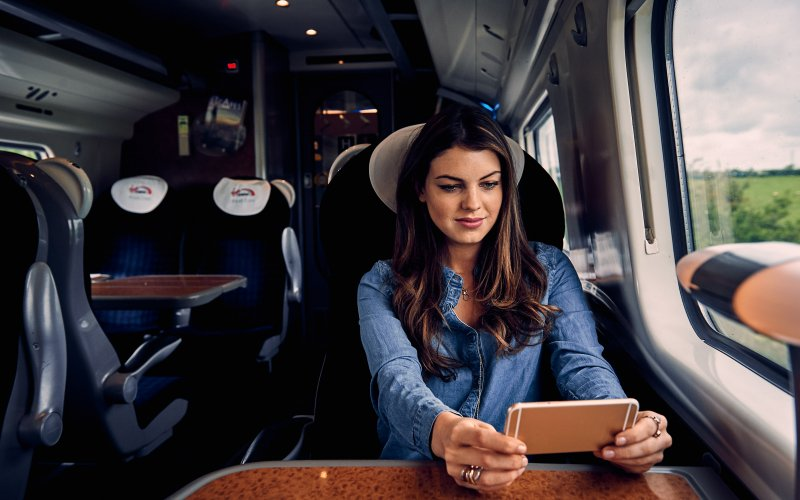 Trains Aberdeen to London - Virgin Trains - Cheap Train Tickets UK - Wifi on board