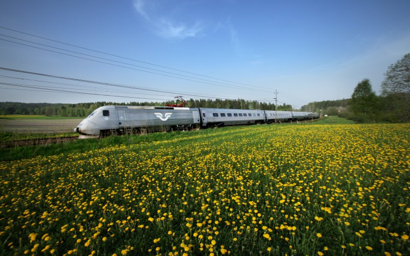 Trains Oslo to Gothenburg - Train Tickets Sweden, SJ
