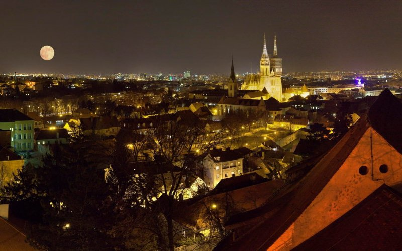 Visit Zagreb by train - All train tickets and rail passes