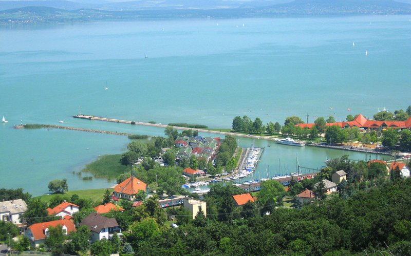 Visit Lake Balaton by train - All train tickets and rail passes