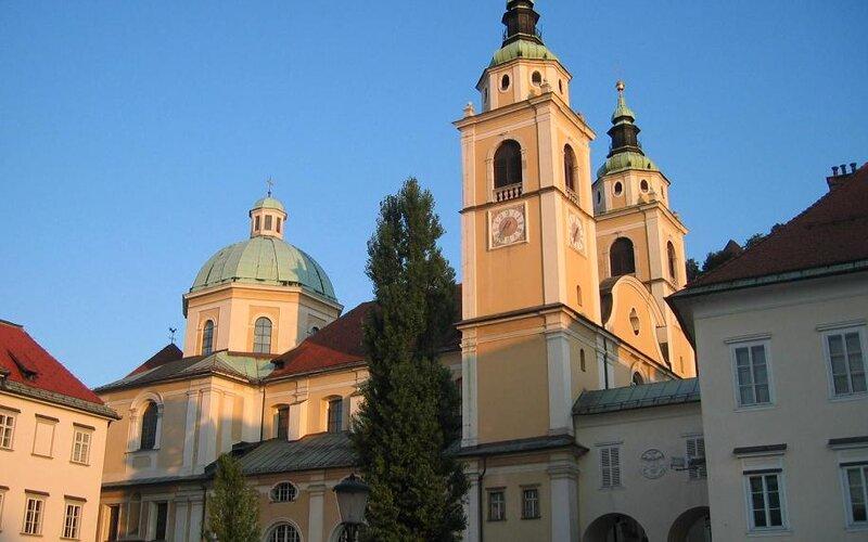 Train to Ljubljana - All train tickets and rail passes