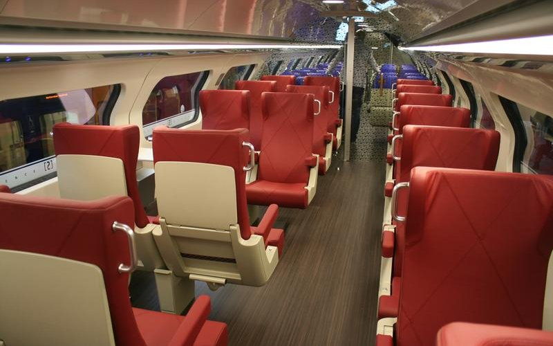 Trains in The Netherlands - First Class - All train tickets and rail passes