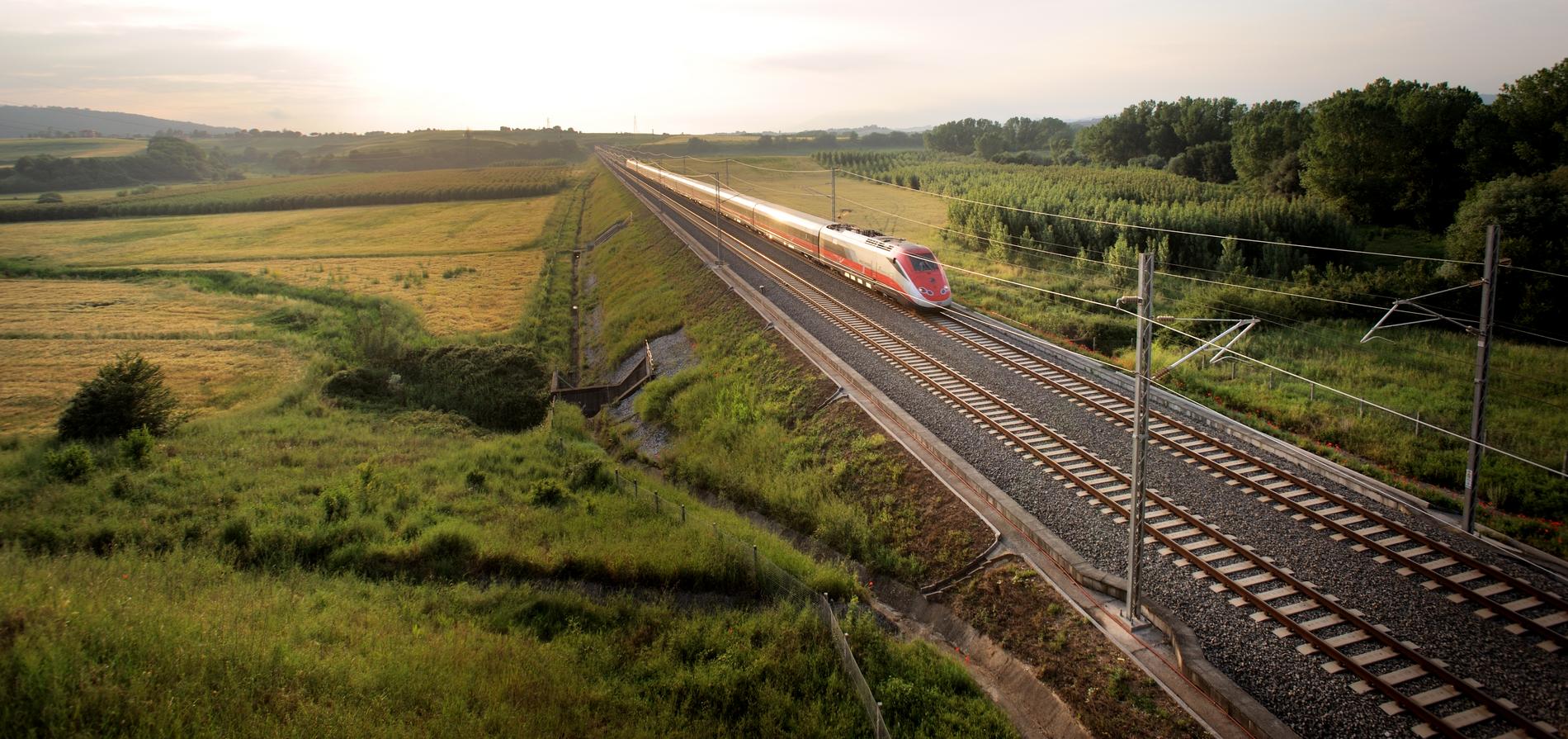 Cheap train tickets Italy - Frecciarossa