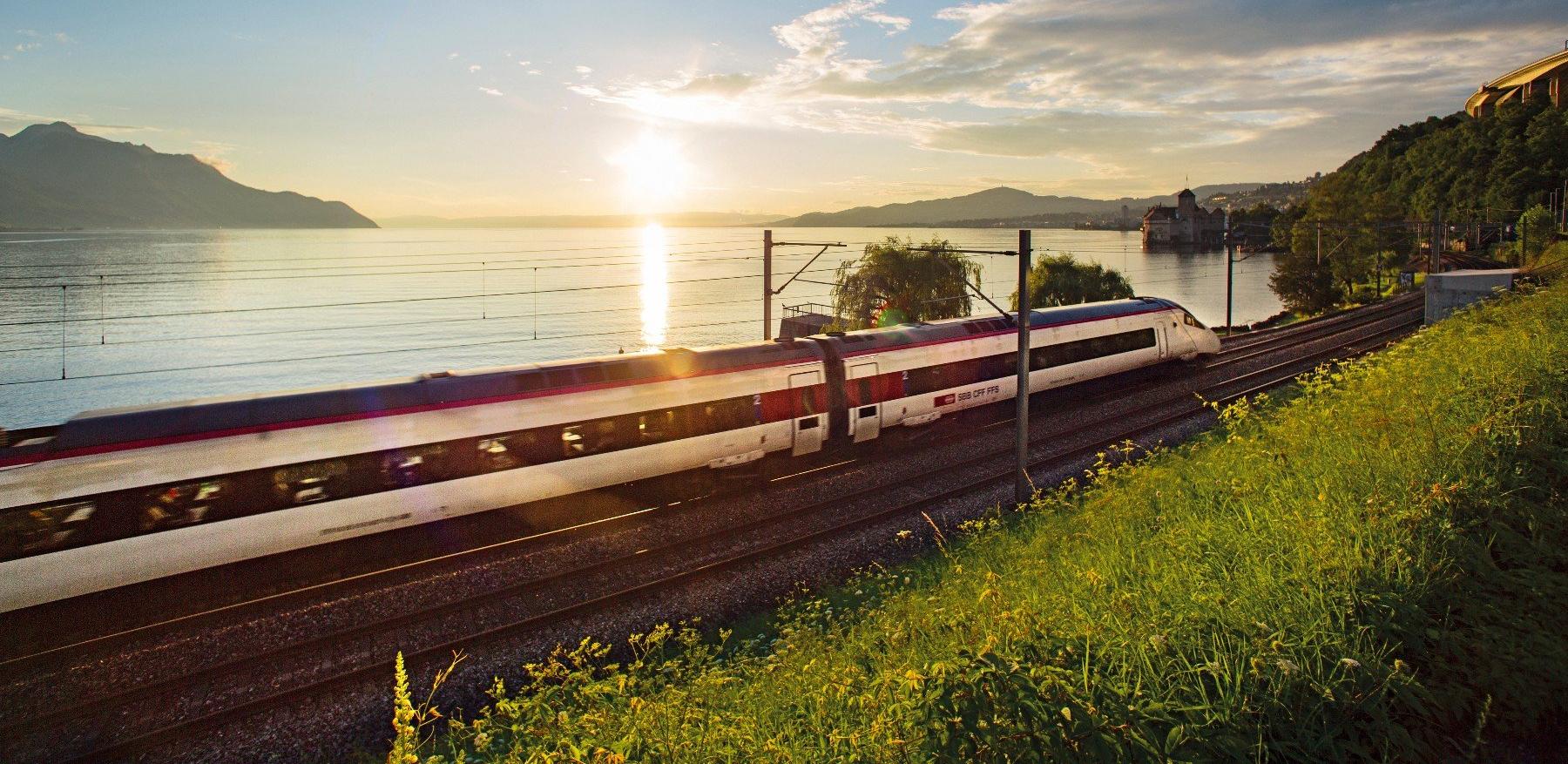 Cheap train tickets Europe - Trains in Switzerland
