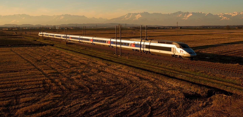Cheap train tickets Europe - TGV France