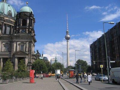 Stedentrip Berlijn - Trein en Hotel