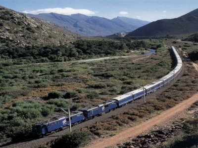 Blue Train - Zuid-Afrika