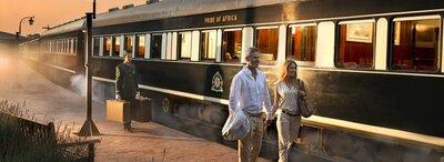 Rovos Rail - Zuidelijk Afrika
