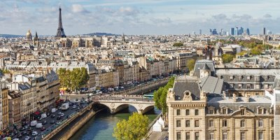 Stedentrip Parijs - Trein en Hotel
