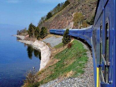 Golden Eagle Transsiberie Express