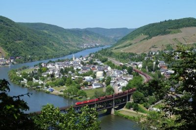 Treinreizen in Duitsland - Rondreizen Duitsland