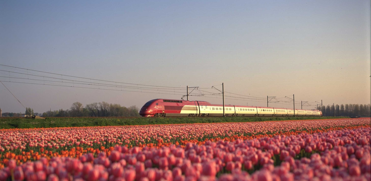 Cheap train tickets Amsterdam to Paris - Travel by Thalys train