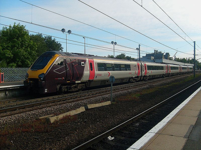 Trains Bristol to Manchester - CrossCountry - Cheap Train Tickets UK