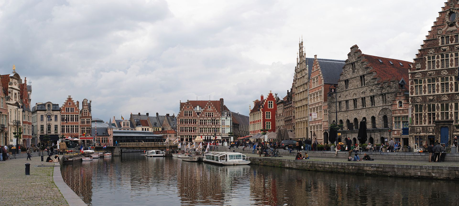 Trains from Brussels to Ghent - Ghent