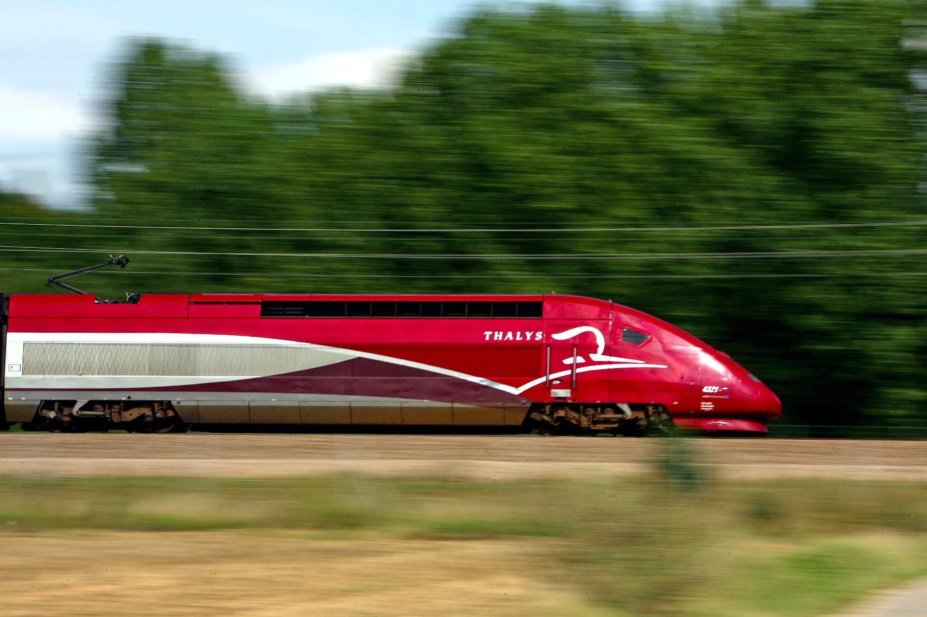 Thalys Cheap Train Tickets Best Price Happyrail