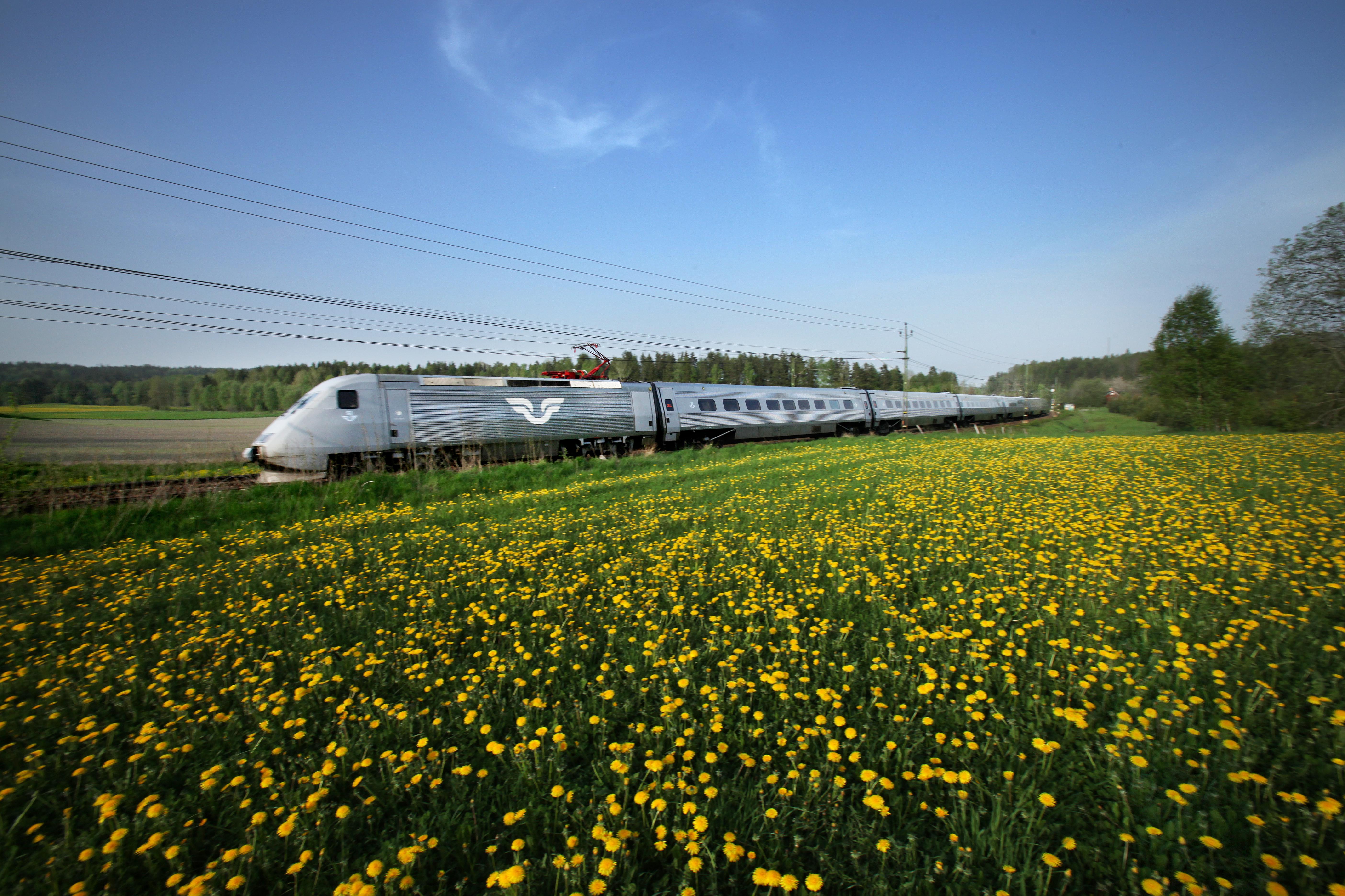 Trains Copenhagen to Stockholm - Train Tickets Sweden, SJ