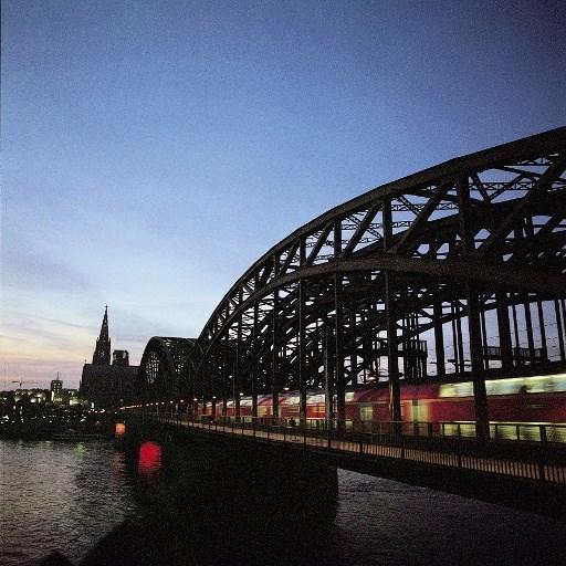 Trein Keulen - Internationale treintickets
