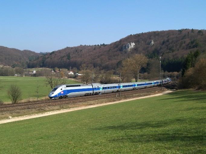 Trein Bordeaux - Internationale treintickets