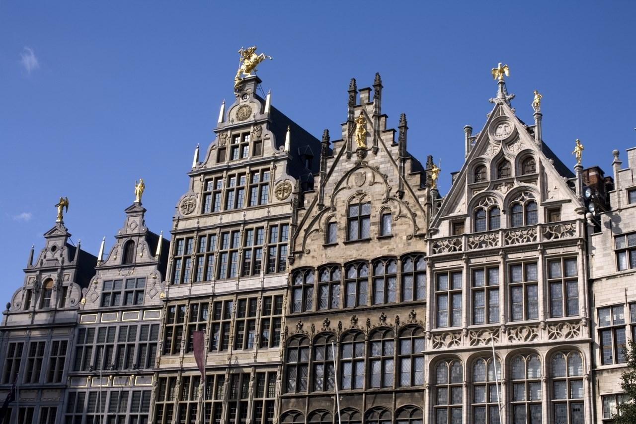 Trein Antwerpen - Internationale treintickets