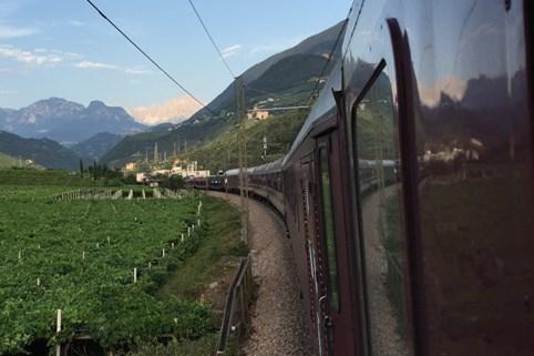 Autoslaaptrein - Autotreinen in Europa