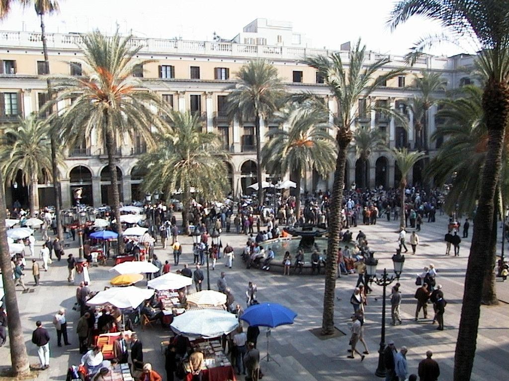 Trein Barcelona - Internationale treintickets