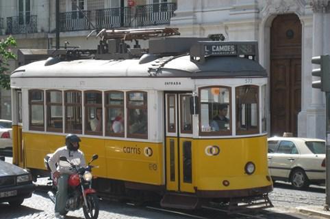 Trein Lissabon - Internationale treintickets