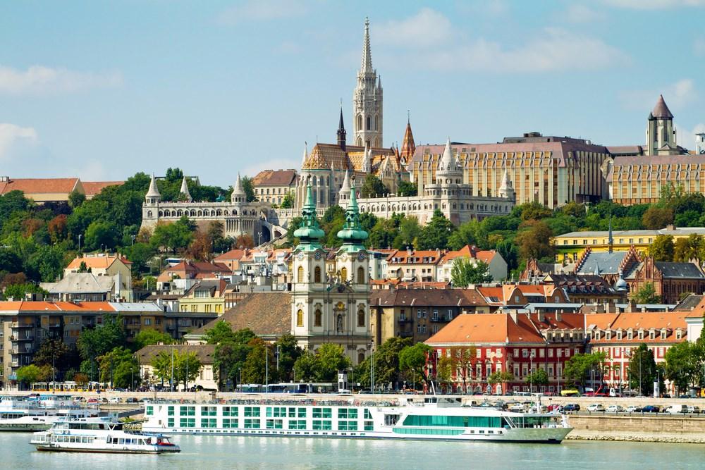 Trein Boedapest - Internationale treintickets