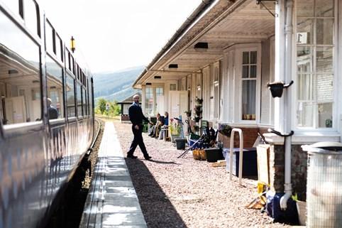Caledonian Sleeper - Internationale treintickets