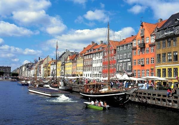 Trein Kopenhagen - Internationale treintickets