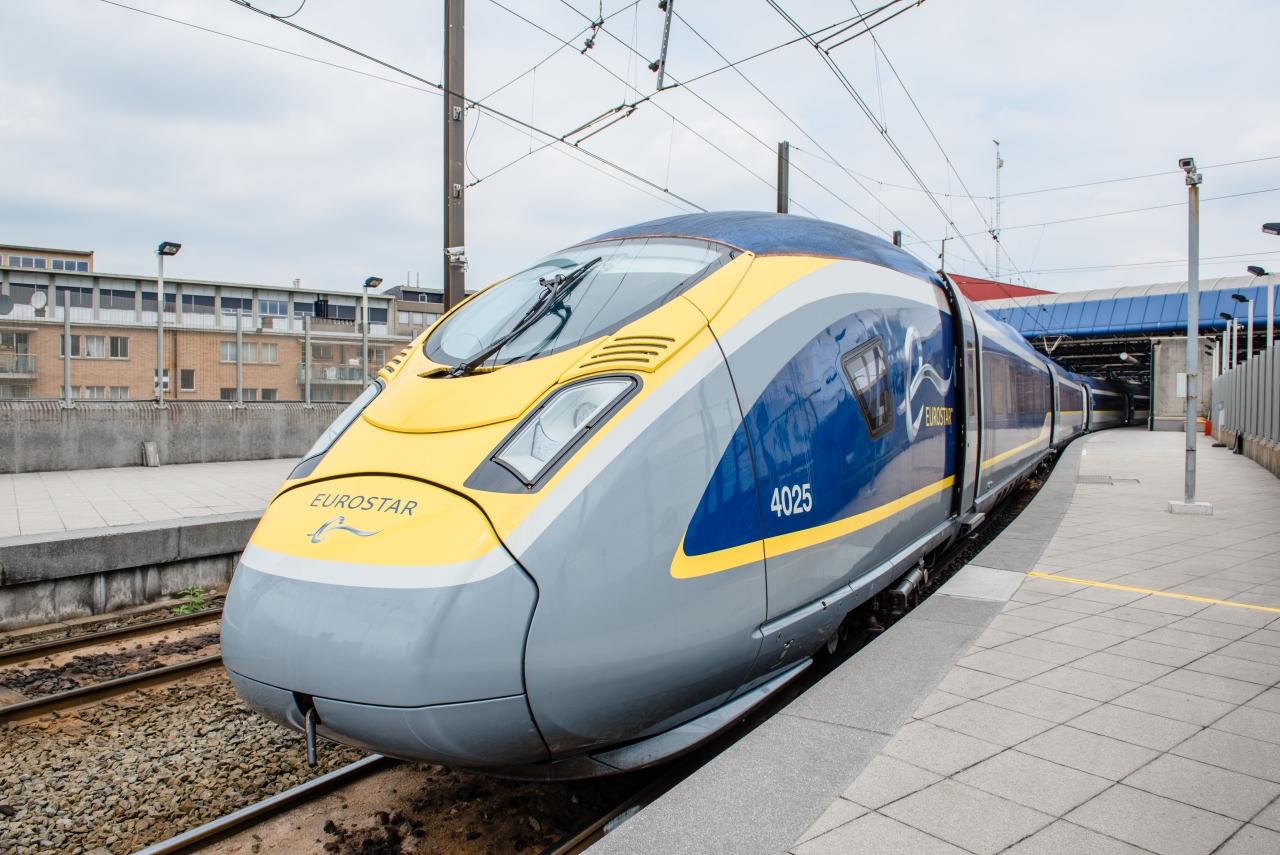 Trein Edinburg - Internationale treintickets