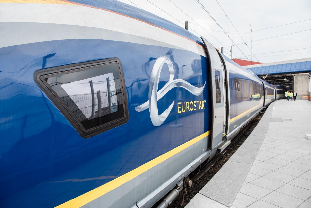 Eurostar - Internationale treintickets