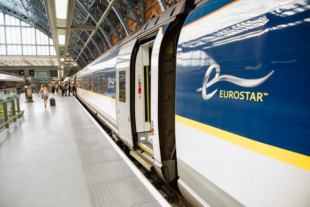 Trein Manchester - Internationale treintickets