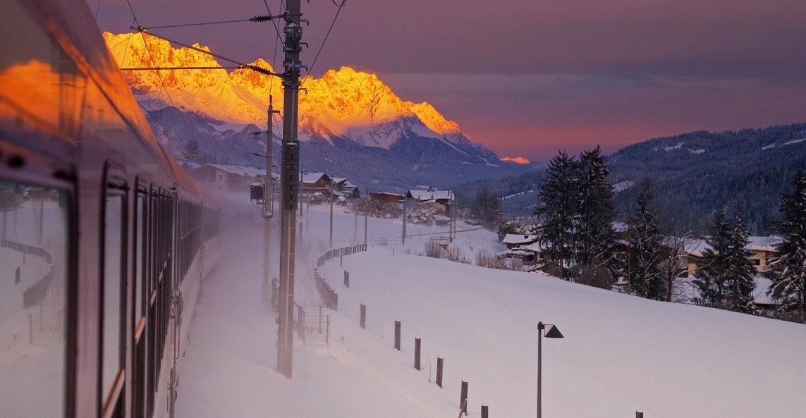Alpen Express - Nachttrein Oostenrijk