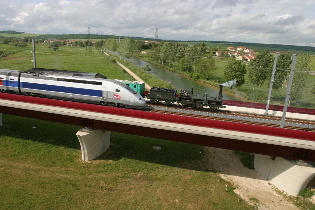 Trein Nice - Internationale treintickets